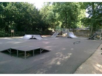 Skatepark d'Olivet
