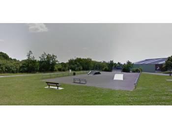Skatepark de Bouchemaine