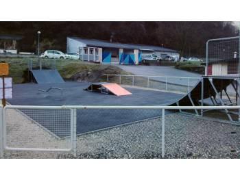 Skatepark de Moûtiers