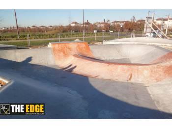 Skatepark de Bussy Saint Georges - Sycomore