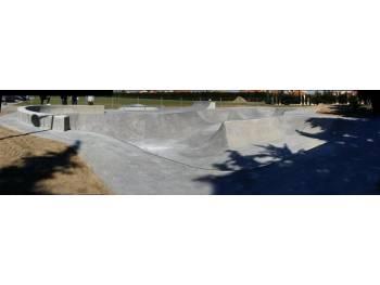 Skatepark de Torreilles (photo : GMC Travaux Public)