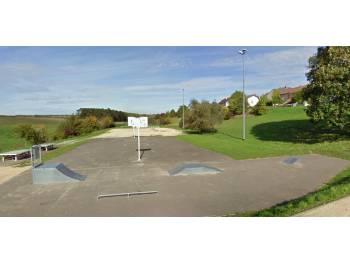 Skatepark de Saizerais