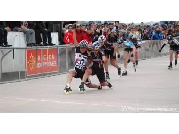 Piste de roller course de Pibrac
