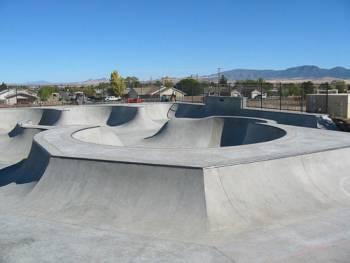 Skatepark Mountain Valley de Prescott