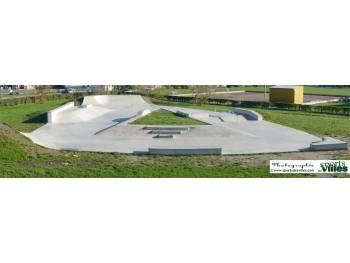 Skatepark de Mers-les-Bains