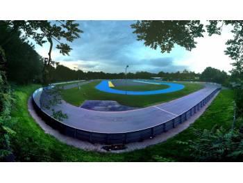 Speed-skating track of Groß-Gerau