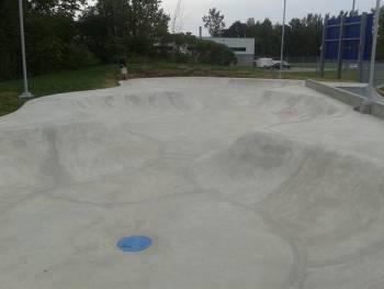 Skatepark de BoisBriand - Parc Rousseau