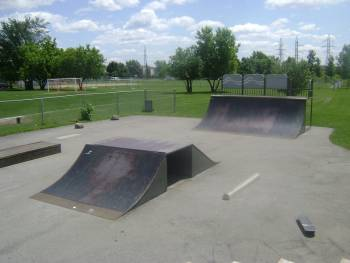 Skatepark de Laval - Ecole Horizon Jeunesse