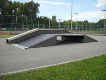 Skatepark de Laval - Parc Rosaire Gauthier