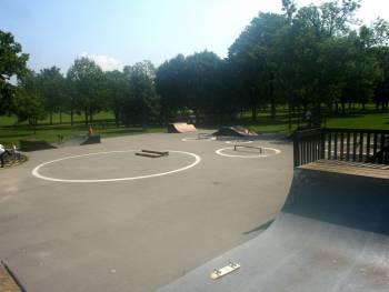 Skatepark de Montreal - Parc Ahunstic