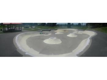 Skatepark du parc Jarry