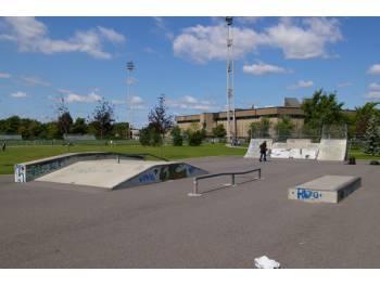 Skatepark de Montreal - Rosemont