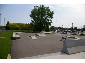 Skatepark de Sainte Thérese