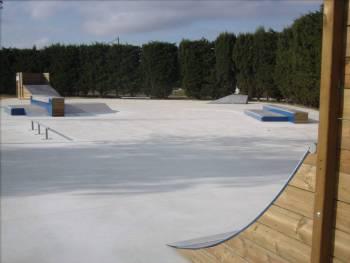 Skatepark de Villelongue-la-Salanque