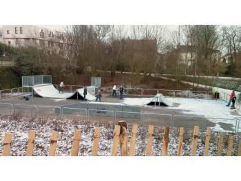 Skatepark Coulée Verte