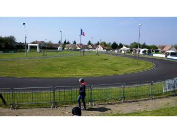Circuit routier de Laigné-en-Belin (photo : Franck Pindeler)