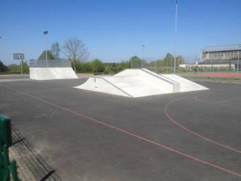 Skatepark de Laigné-en-Belin