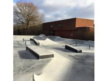 Skatepark de Dilbeek