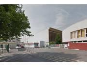 Centre sportif Allende Neruda de Garges les Gonesse