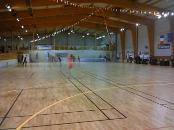 Hall Omnisport d'Hettange-Grande