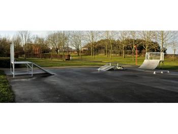 Skatepark d'Ormes