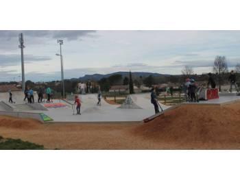 Skatepark de Rousson