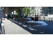 Skatepark du quai de la Gare de Paris 13