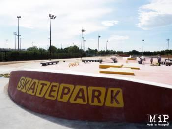 Skatepark du Moulin à vent