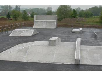 Skatepark de Pont-à-Mousson