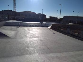 Skatepark de Vic la Gardiole