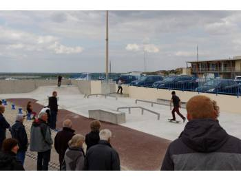 Skatepark d'Ault