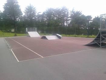 Skatepark de Locronan