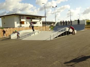 Skatepark Soula de Macouria