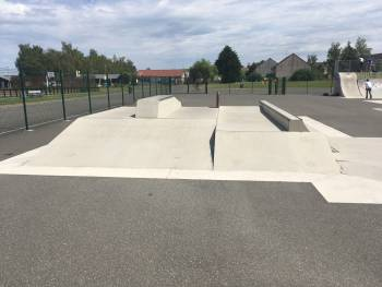 Skatepark de Saint-Germain-sur-Morin
