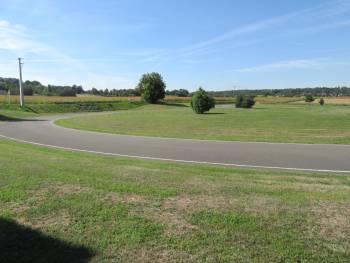 Circuit routier et skatepark de Saint-Germain-sur-Morin