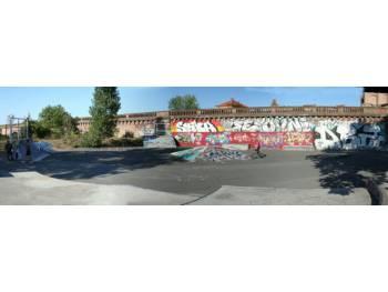 Skatepark Castelvieil