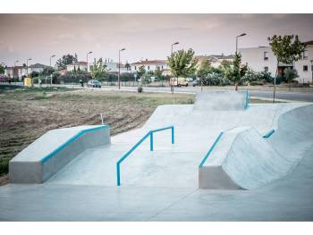 Skatepark de Théza
