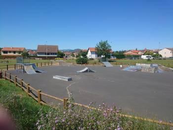 Skatepark d'Issoire