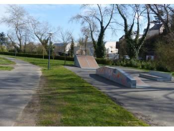 Skatepark de Binic (photo : Mairie)
