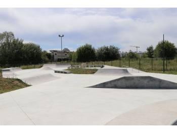 Skatepark de Serris